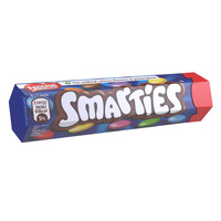 Nestle Smarties Hexatube Chocolate Flavour Candy 38g