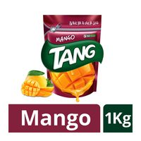 Tang mango flavored drink powder 1 Kg