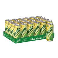 Sprite lemon mint 330 ml x 24