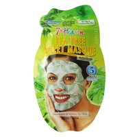 Montagne Jeunesse 7th Heaven Tea Tree Sheet Face Mask 20g