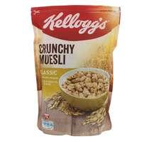 Kellogg's Classic Muesli Crunchy Cereal 600g