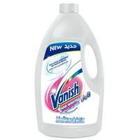 Vanish for Whites Fabric Stain Remover 3L