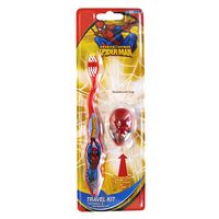 Dr.Fresh Spiderman Tooth Brush With Cap