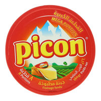 Picon 8 Portions Red Cheese 160g