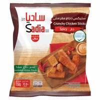 Sadia Crunchy Chicken Sticks Spicy 750g