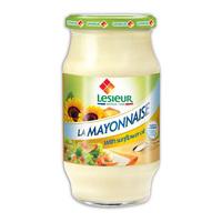Lesieur La Mayonnaise with Sunflower Oil 475g
