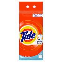 Tide Laundry Powder Detergent Top Load Original Scent 6kg
