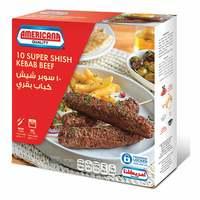 Americana Shish Kebbab Beef 600g