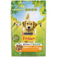 Purina Friskies Balance Dog Food with chicken and Vegetables 3kg