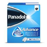 Panadol Advance Tablet Pack of 96