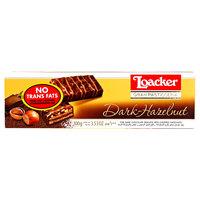 Loacker Pasticeria Dark Hazelnut Biscuit Wafer 100g
