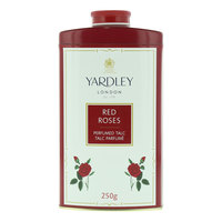 Yardley London Red Roses Perfumed Talc 250g