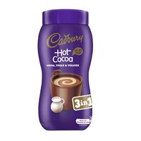 Cadbury Hot Cocoa Powder 3 In 1 300g