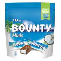 Bounty Minis Chocolates 285g