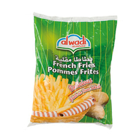 Al Wadi Al Akhdar French Fries Frozen 1KG