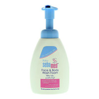 Sebamed Face and Body Wash Foam 400ml