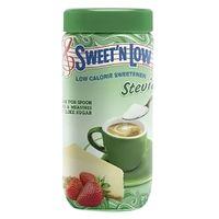 Sweet'N Low Sugar Stevia Spoon Jar 40g