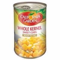 California Garden Canned Sweet Corn In Brine 425g