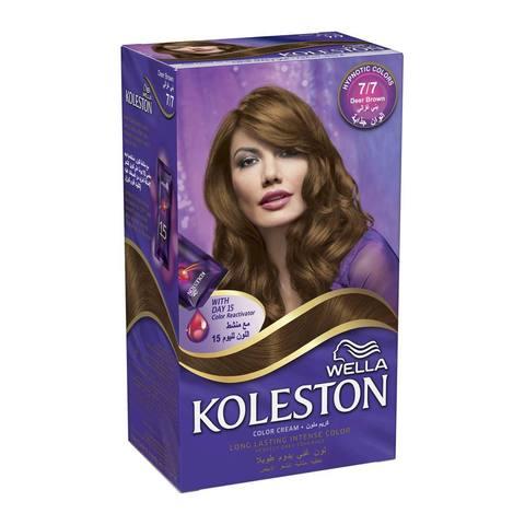 Buy Koleston Kit 77 Dear Brown 100 Ml Online Shop Beauty Personal Care On Carrefour Saudi Arabia