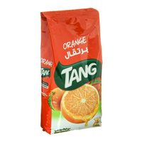 Tang orange flavored drink powder 1 Kg