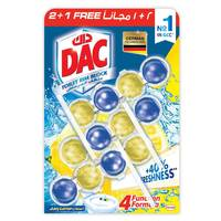 DAC Power Active Lemon Value Pack 150g