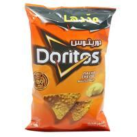 Doritos Nacho Cheese Tortilla Chips 80g