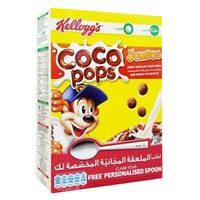 Kellogg's Coco Pops Jumbo Cereals 375g