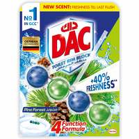 DAC Pine Power Active Toilet Rim Block 50g
