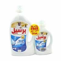 Persil liquid white oud 3 L+ 1 L free