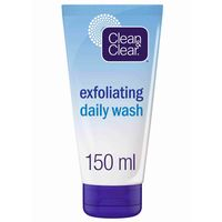Clean & Clear Daily Wash Exfoliating 150ml