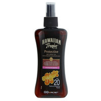 Hawaiian Tropic Coconut And Guava Protective Dry Spray Oil 200ml