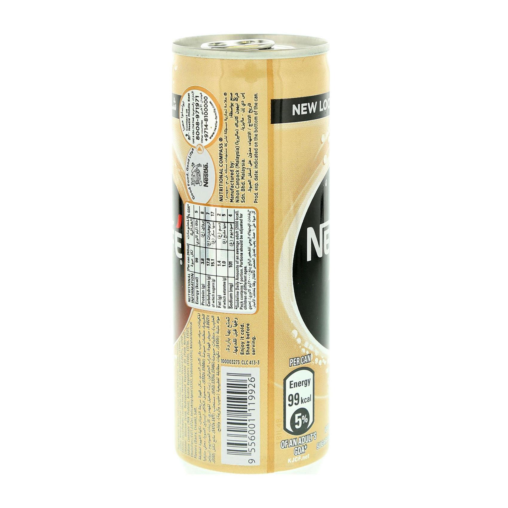 Nescafe latte Ice Coffee 240ml