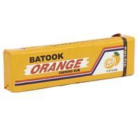 Batook Orange Chewing Gum 12.5g