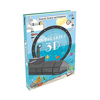 Sassi Science Travel Learn & Explore build A Submarine 3D