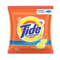 Tide Powder Detergent Lemon 4KG -20% Off