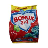 Bonux Powder Detergent Swatch Active 1.5KG -20% Off
