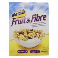 Weetabix Fruit And Fiber Cereal 500g