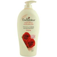 Enchanteur Perfumed Body Lotion Moisture Silk Enticing 750ml