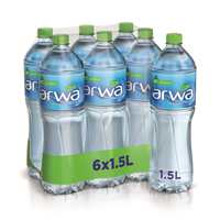 Arwa Bottled Drinking Water 1.5l x Pack of 6