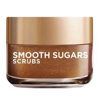 L'Oreal Paris Smooth Sugar Scrubs with Grapeseed Oil for Radiant Glowing Skin 50ml