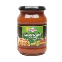 Al Wadi Al Akhdar Sauce Tomato With Olive 340GR