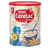 Nestle Cerelac Wheat with Milk Infant Cereal 400g Tin