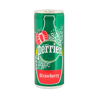 Perrier Sparkling Water Strawberry 250ML