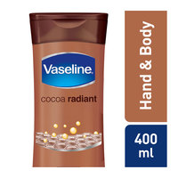 Vaseline coco radiant body lotion 400 ml