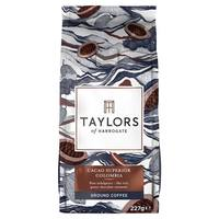 Taylors Cacao Superior Colombia Ground Coffee 227g