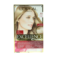 L'Oreal Paris Excellence 8.1 Light Ash Blonde