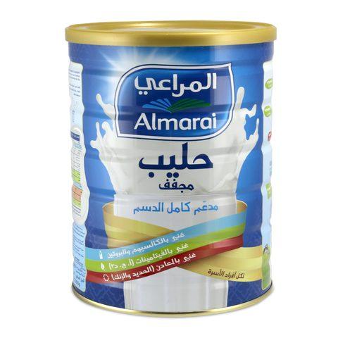 Buy Almarai Fortified Full Cream Milk Powder 900 G Online Shop Food Cupboard On Carrefour Saudi Arabia
