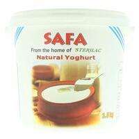 Safa Sterilac Natural Yoghurt 3.8kg