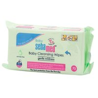 Sebamed Baby Cleansing Wipes with Aloe Vera 72 Counts