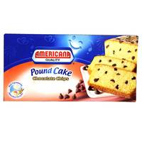 Americana Chocolate Chips Pound Cake 295g